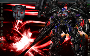Transformers 2 Optimus Prime 2 by CrossDominatriX5