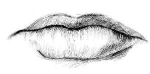 Lips by JordanLouiseBowyer96