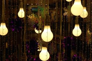 Light bulbs by daliscar