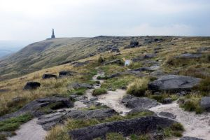 Stoodley Pike by syrus