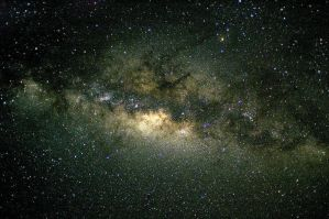 Milky Way by esreveRYourThinking