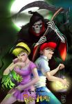 Grim Adventures Of Billy And Mandy by ifesinachi