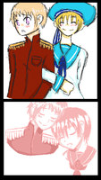 Sealand x Latvia - OTP by TOXiC-ToOtHpAsTe