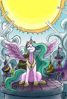 Celestial Dawn by Inuranma44