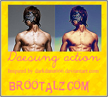 Daesung Action by brootalz