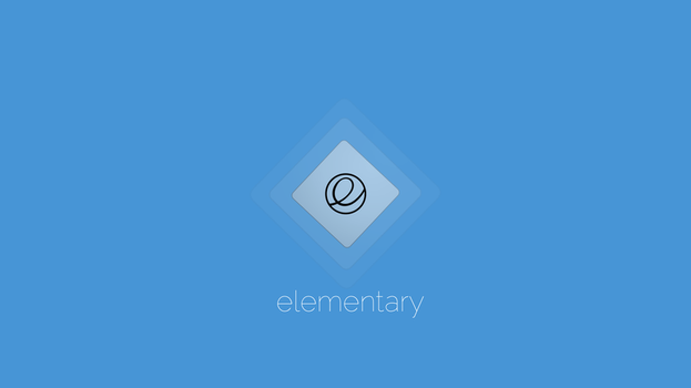 elementary wallpaper by Magog64