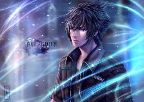 Noctis Lucis Caelum by TOYDREAMER