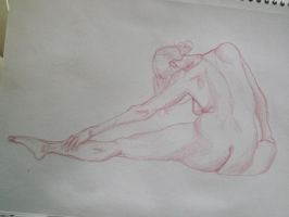 Horrible photo of an alright drawing by Thesunsetsblack