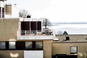 Hamburg-Blankenese Terrace by Freacore
