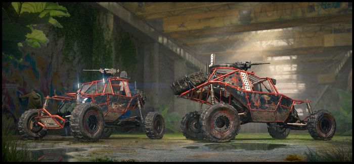 Buggy Jungle by Scoobylt