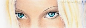 The look in your eyes by nabey