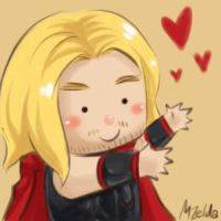 Thor Love You :D by MZ15