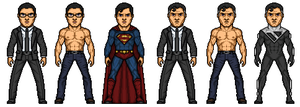 Old Superman by Ms4747