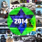 2014 all my work by WarrGon