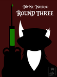 Round 3 - Cover Page - Divine Inferno by MidnightCootie