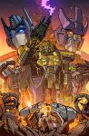 Transformers Collectors Club 2014 cover by KaijuSamurai