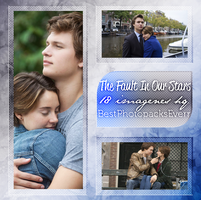 Photopack 1100 - The Fault In Our Stars by BestPhotopacksEverr