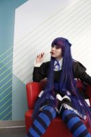 Wanna lick? - Stocking Anarchy by SunshineAlways