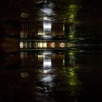 Bank Reflections by wchild