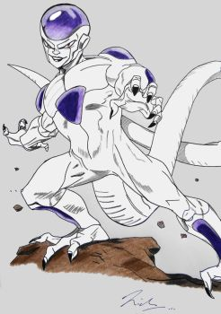 Frieza! With Richard Elson. by UltimateFrieza