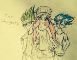 The Rejects by Ask-Beni