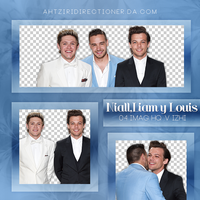 +Photopack Png Niall,Liam y Louis by AHTZIRIDIRECTIONER