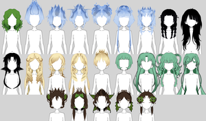Best Eteria Hair - Exports by Finnija