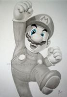 It's Me, Mario by paulohtf