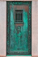 Mausoleum Door by somadjinn