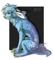 AMP IS IN A BAD MOOD by Hazelrye
