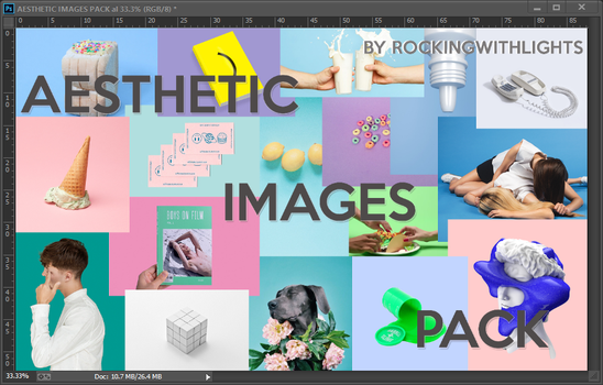||AESTHETIC IMAGES PACK|| by RockingWithLights