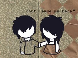 dont leave me here by foreveryouurs