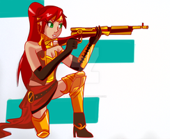 Ready, Aim by The-AlleyCat