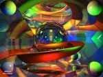 3D Abstract 4 by Don64738