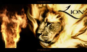 Lion by Almirith7