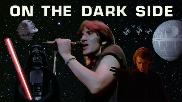 Darth Vader And John Cafferty (On The Dark Side) by RoyPrince