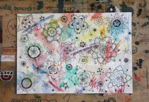 The Refinement of the Scribble by bicyclegasoline