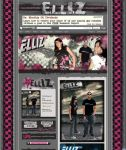 Elliz Clothing Myspace Page by Elisa-Feliz