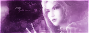 Guild Wars Stock Signature by A90