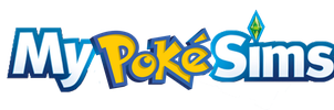MyPokeSims-LOGO by zigaudrey