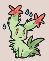 Request 1 - Cactus by ClefdeSoll