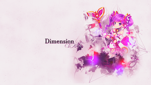 [Elsword] DimensionWitch - Wallpaper by nKayle
