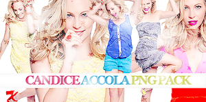 Candice Accola Png pack by itskaname