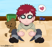 In the Sand Pit ~ by Sandy--Apples