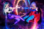 Darkstalkers: Astral Vision. by KassandraLeigh