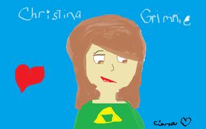 Christina Grimmie by cgrimmiefans