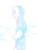Antarctic Cold by stardroidjean