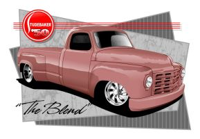 '50 Studebaker 'The Blend' by kenpoist