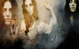 Morgana Le Fay by MagicalPictureMaker