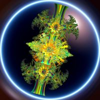 green symmetic form by Andrea1981G